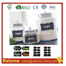 Chalk Label for Kitchen Flavoring Marking