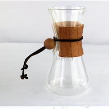 Set de café Carafe Glass Coffee Server