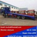 50tons Hydraulic Legs 50tons Low Loader Cargo Truck