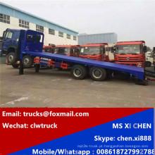 Caminhão de carga 50tons pernas hidráulico 50tons Loader baixa