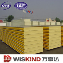 Any Length PU Sandwich Panel with BV/SGS Certificate