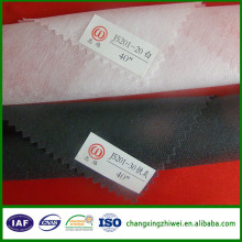 Non Woven Clothing Interlining Fabric