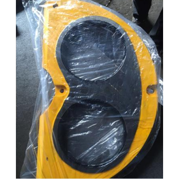 Sermac concrete pump speculate wear plate cutting ring