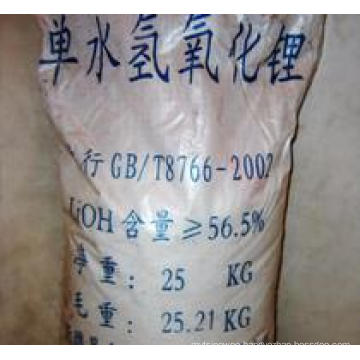 Monohydrate Lithium Hydroxide, Tech Grade
