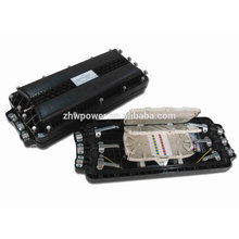 Horizontal type pc 3in3out 96 cores fiber Optic cable Splice Closure