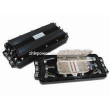 Горизонтальный тип pc 3in3out 96 жил оптоволоконный оптический кабель Splice Closure