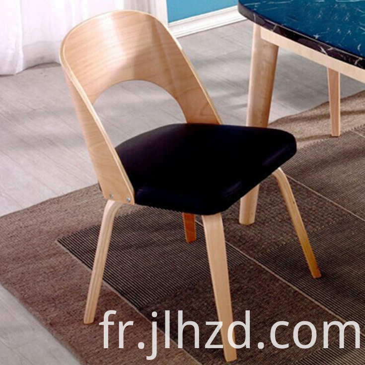 Wood cafe Chair