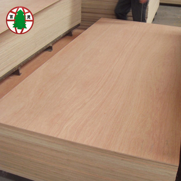 cheap price poplar core commerical plywood