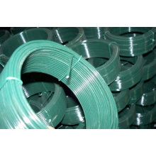 Fast Delivery for Barbed Wire Small Coiled Green Garden Wire export to Spain Manufacturers