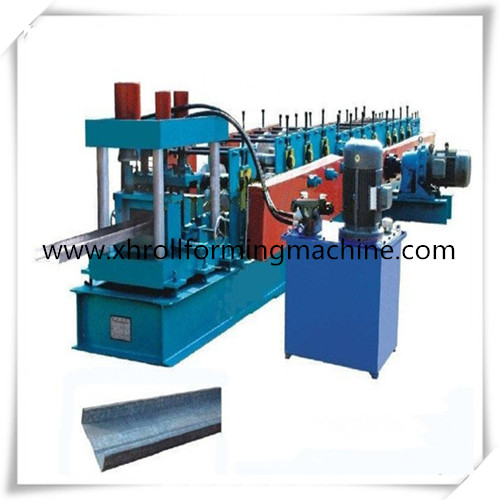 Steel Purlin Making Machine