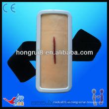 ISO Skin Suture Model, Sutura quirúrgica de sutura
