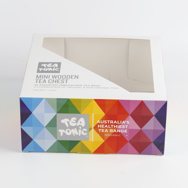 Paper Gift Packaging Box