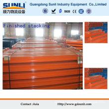 Steel CE Storage Mazzanine Floor Rack Beam