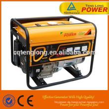 High Quality!!! 5kw gasoline energy power small electricos generadores de gasolina