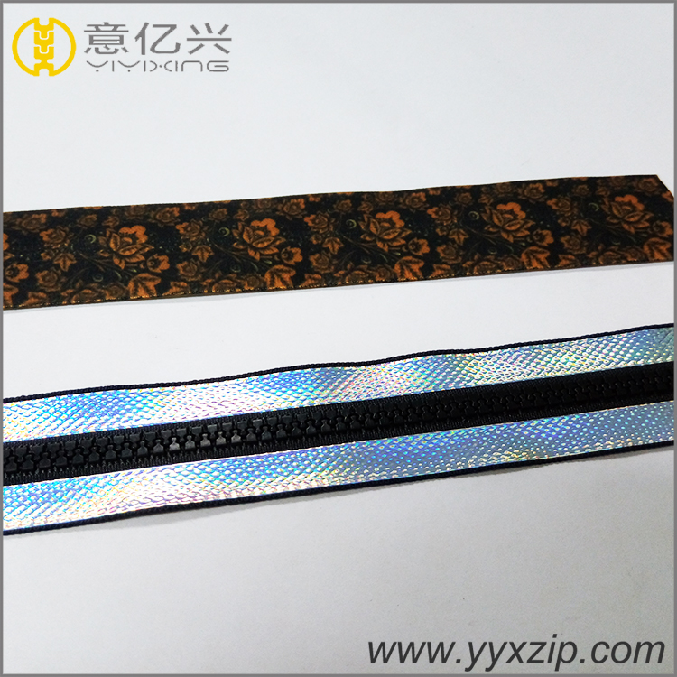 Resin Waterproof Zippers