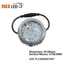 120 mm direccionable RGB DMX Led Pixel Light