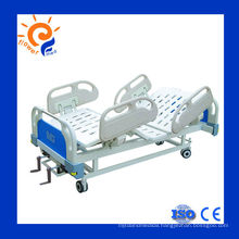 High quality single manual nursing beds