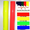 Cast Fluorescent Vinyl Film For Ad