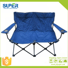 2 Seats Lover Folding Arm; Ess Camping Chair (SP-116)