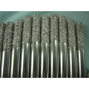 small Vacuum Brazed diamond drill bit