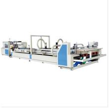 Carton Folding and Gluing Machine