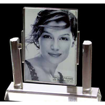 Crystal Photo Holder