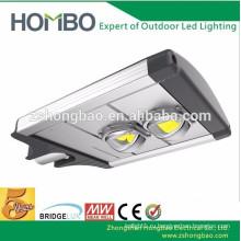 Высокая мощность Светодиодная уличная лампа 30w 60w 80w 100lm / w Bridgelux светодиодный уличный фонарь