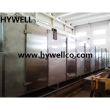 ODM for Belt Type Dryer Onion Slice Process Line supply to Kenya Importers