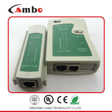 Mayorista China Competive Precio RJ11 RJ12 RJ45 cable de cable tracker tester