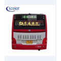 P5 Outdoor Full Color Bus LED Display Board