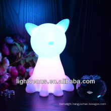 China Manufactuer Factory Direct Sale RGB Night Club Lights(cat shape)