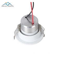 1w 3w 5w rgb cool white led recessed dimmable ceiling downlight