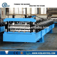 Automatic Corrugated Metal Steel Roofing Sheet / Wall Sheet / Panel Sheet Rolling Making Machine For Sale