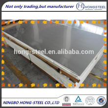 BAOSTEEL AISI 2B/BA/NO .4/HL/8K 201 304 stainless steel sheet