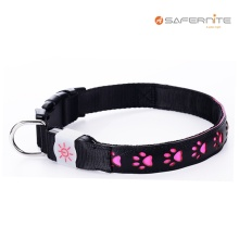 Led Flash Glow Light Collar para perro