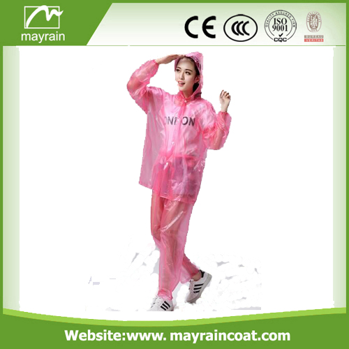 Durable PVC Rain Suit