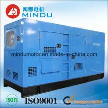 Sistema de generador diesel silencioso confiable de la potencia de Yuchai 300kw