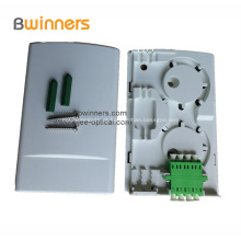 Soquete da caixa terminal de fibra óptica multifuncional de 2 portos