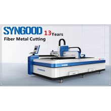 Desktop Syngood SG0505 (0.5 * 0.5m) O laser estável de Yag cortou telas do metal a arte da decoração da parede da flor
