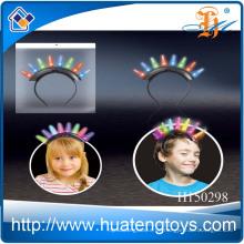 2014 Großhandelsplastik 8 helle grelle Haarnadel für Kinder, preiswertes grelles Spielzeug leuchten Haarnadel H150298