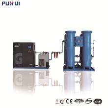 Gerador de oxigênio médico com sistema de enchimento de cilindros