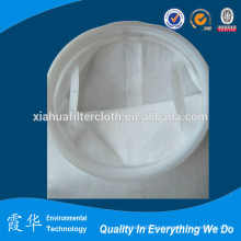 Sacos de filtro de líquido de 5 microns de poliéster