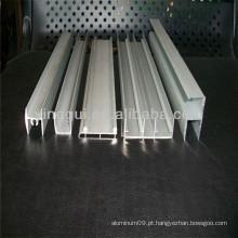 Perfil de liga de alumínio 7005