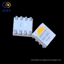 super brillante 4 en 1 smd led 5050 rgbw chip para tira
