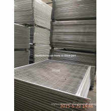 2.1X2.4m Heavy Duty Galvanized Welded Temp Fencing