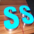 Epoxy Resin Gel Filled LED Letter Business Sign