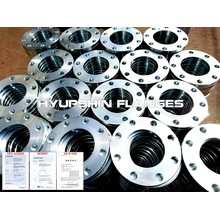 BACKING RING HDPE PIPES PN16 A105 FLANGES