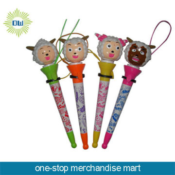 animal shaped ball pens
