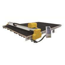 Glass Cutting Table With Optima Optimization Software