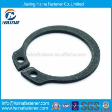 Chinesischer Lieferant Bester Preis DIN471 Kohlenstoffstahl / Edelstahl-Sicherungsscheiben für Welle-Normaler Typ und schwerer Typ